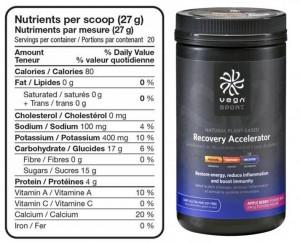 Vega Recovery Nutrition